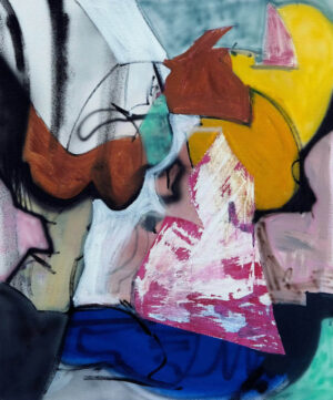 Neil Dunne - Abstract with Forms