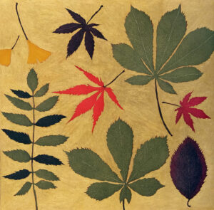 Jean Bardon - Now the leaves are falling
