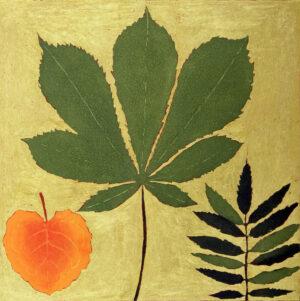 Jean Bardon - Three Leaves