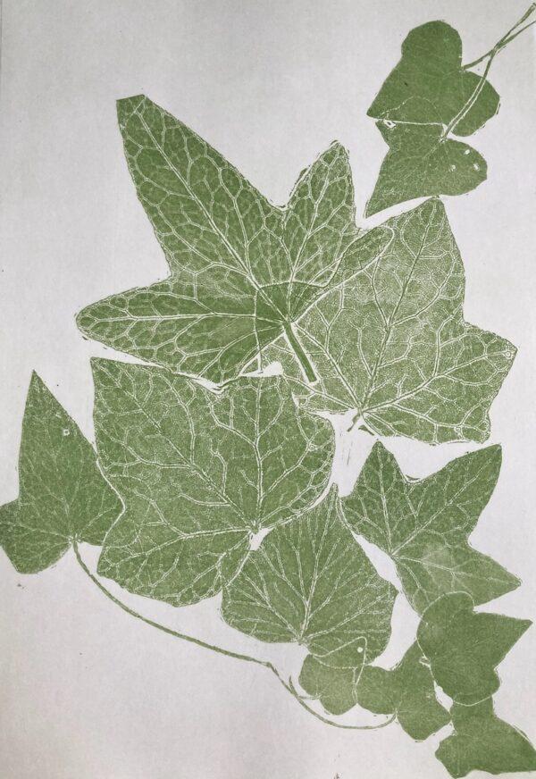 Marta Szymczyk - Ivy Impression (green)