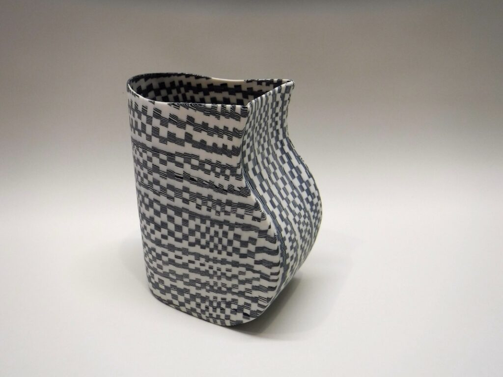 Bob Vase 'Vibration'