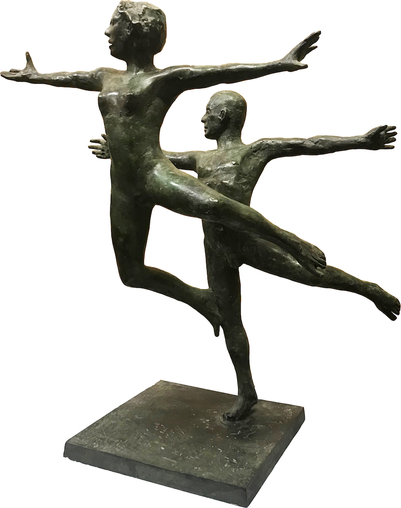 Dancers in Air